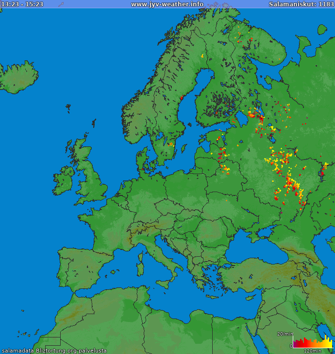 Salamakartta Eurooppa 2017-09-22 23:44:06